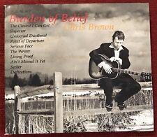 Burden of Belief by Chris Brown (Folk) (CD, Sep-2003, B Music Records)