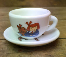 Replacement Madeline Mini Teacup with Madeline's Face wearing her Hat