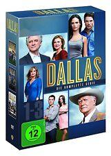 DALLAS DIE KOMPLETTE SERIE STAFFEL 1 2 3 DVD