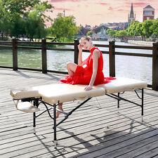 Master Massage 30 inch Calypso Ultralight Aluminum Portable Table Bed Mushroom