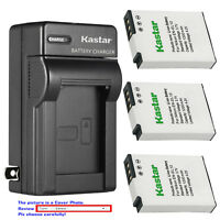 Kastar Battery Wall Charger for Nikon EN-EL12 MH-65 & Nikon Coolpix S9100 Camera