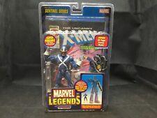 Cyclops Striped Variant - Marvel Legends BAF Action Figure [Toy Biz 2005] NIB