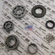 Vespa T5 Mk1 T5 Classic Genuine Piaggio Bearing And Seal Kit Italian