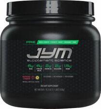 JYM Pre Jym - 20 Serves CHOOSE FLAVOUR - All-In-One Pre-Workout Dr Jim Stoppani