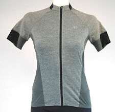 Pearl Izumi Select Escape SS Cycling Jersey,Women's, Small, Heather Grey