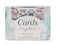 American Crafts Chase Dreams 40-piece Card Kit