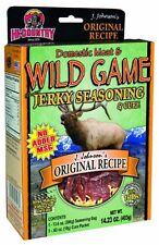 Hi Country  14.23 oz. J Johnsons Original Recipe Home Jerky Spice Kit No MSG