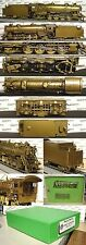 HO train OVERLAND Brass OMI Steam 2-8-2 Eng Class O-3 GREAT NORTHERN GN *aful
