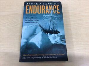 Endurance: Shackleton's Incredible True Voyage by Lansing, Alfred Hardback Book