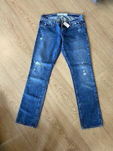 BNWT Abercrombie Fitch Women's Jeans Size 10