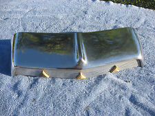 1954 Chrysler grille grill piece trim