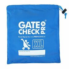 Gate Check PRO XL Double Buggy | Pram & Pushchair Travel Bag | Ultra Durable ...