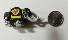 "Bandai Mighty Morphin Power Rangers Mastodon Mini Figure Micro MMPR, 1"" tall EUC"