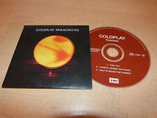 COLDPLAY  - BONUS DISC - PARACHUTE - RARE FRENCH ONLY PROMO CD !!!!!