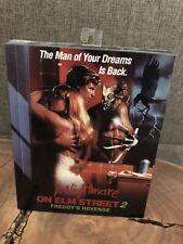 "NECA Freddy Krueger 7"" A Nightmare on Elm Street  2 Action Figure Dmg Pkg"