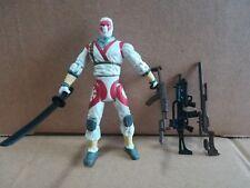 "3.75"" Gi Joe Storm Shadow with 4pcs Accessorie  Rare Action Figure"