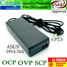 ASUS EXA0904YH ADP-90CD DB LAPTOP AC CHARGER ADAPTER 19V4.74A 90W