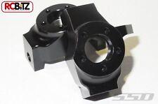 D60 Alluminium UPGRADE Steering Knuckles for AR60 BLACK Wraith AX10 axles 2