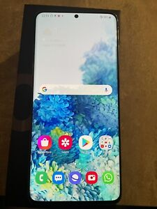 Samsung Galaxy S20+ SM-G985F/DS - 128GB - Cosmic Gray (Ohne Simlock) (Dual SIM)