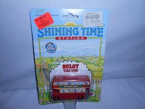 Vtg MOC 1993 Ertl Shining Time Station Thomas & Friends #4008 Bulgy The Bus