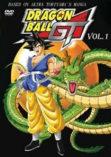 Dragon Ball GT Vol.1  - NEW DVD----FREE UPGRADE TO 1ST CLASS SHIPPING