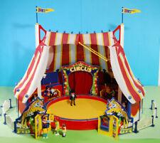 Playmobil circo con muchas figuras extra 4230 circus cirque 3720 4232 Romani kg