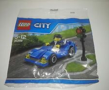 Lego City Sports Car 30349 Polybag Brand New