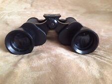 Vintage Bushnell Nautical Binoculars Ensign Insta Focus 7x35 W/ Case
