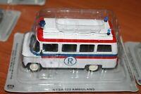 NYSA - 522 AMBULANZA - 1973 - SCALA 1/43