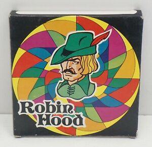 Sfida nella foresta n. 3. Robin Hood - Cappa e Spada. Super 8 Colore. Polista...