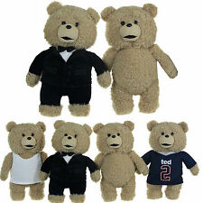 "OFFICIAL 12"" TED 2 TEDDY BEAR PLUSH CUDDLY SOFT MOVIE CUTE KIDS FUN TOY XMAS NEW"