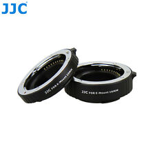 JJC Automatic Extension Tube for Sony E-mount Lens A7M2 A7R2 A7S2 A6300 A6000
