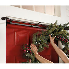 "Village Lighting V-20529 Christmas Slim Garland Hanger for 35""-52"" Wide Door"