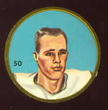 1963 CFL NALLEY'S FOOTBALL COIN #50 GARNEY HENLEY EX-NM Hamilton Tiger Cats