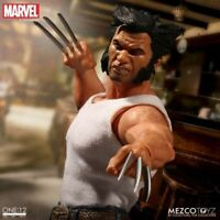 Wolverine - Logan One:12 Collective Action Figure-MEZ76534-MEZCO TOYZ