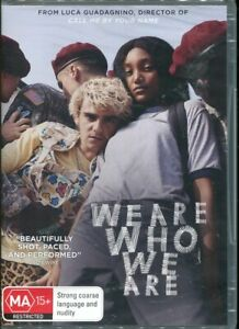 We Are Who We Are DVD NEW Region 4