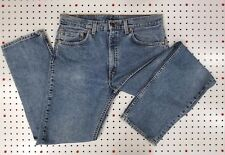 USA Made! LEVI's Red Tab 505 (505-4981) actual 33x30 (tag 34x30) fab Wear & Fade