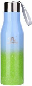 Triple Wall Vacuum Insulated Stainless Steel Travel Sports Water Bottle 25 Oz