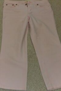 Women's size 12 Pink Jeans
