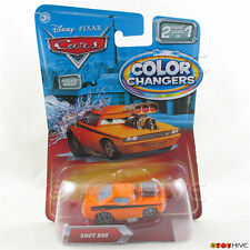 Disney Pixar Cars Snot Rod Color Changers 2 in 1 Red to Yellow - just add water