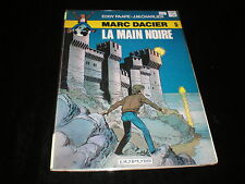 Paape / Charlier : Marc Dacier 5 : La main noire