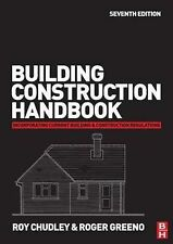 Building Construction Handbook, Seventh Edition