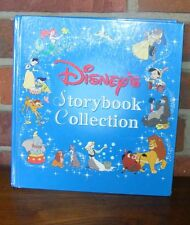 Disney's Storybook Collection (1999, Hardcover) Snow White Pinocchio Bambi