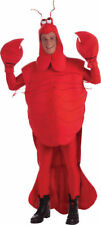 Morris Costumes Men's Mardi Gras Craw Daddy Costume Red One Size. FM67995