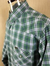 Wrangler Cotton Western Casual Shirts & Tops for Men