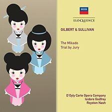 D'Oyly Carte Opera C - Gilbert & Sullivan: Mikado / Trial By Jury [New CD]
