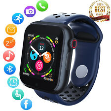 Bluetooth Smart Watch Unlocked Phone Camera for Android Huawei Samsung iPhone LG