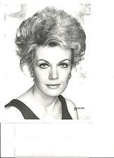 "1967 JOANNA BARNES ""DATELINE:HOLLYWOOD"" PRESS/PROMO KIT"