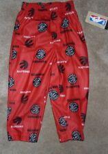 NEW NBA Toronto Raptors Basketball Loungewear Sleepwear Pants Toddler 2T NEW NWT