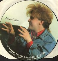 """COCTEAU TWINS limited edition interview picture disc (UK) 12"""" EX Unofficial 1985"""